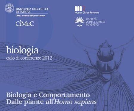 Biologia - ciclo di conferenze 2012