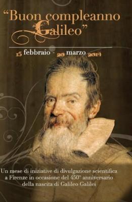 Buon Compleanno Galileo!