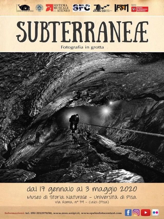 SUBTERRANEÆ fotografia in grotta