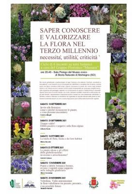 Saper conoscere e valorizzare la flora nel terzo millennio
