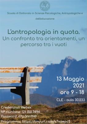 Un webinar dell'Università di Torino sull'antropologia in quota