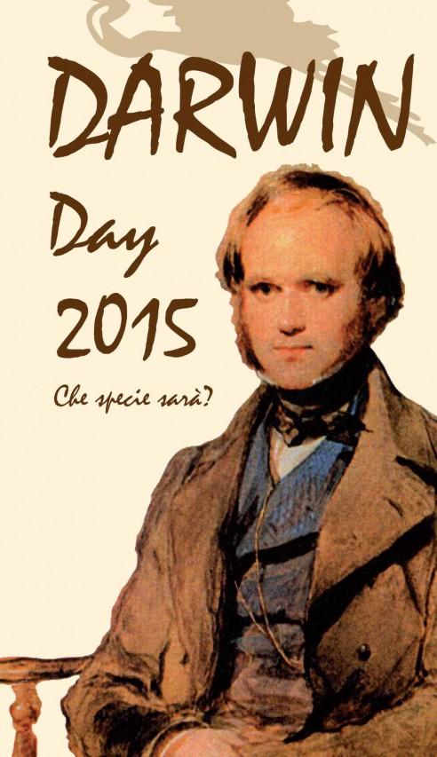 DARWIN DAY 2015 - Che specie sarà?