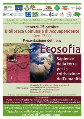 Ecosofia. Sapienze dalla terra per la coltivazione dell'umanità