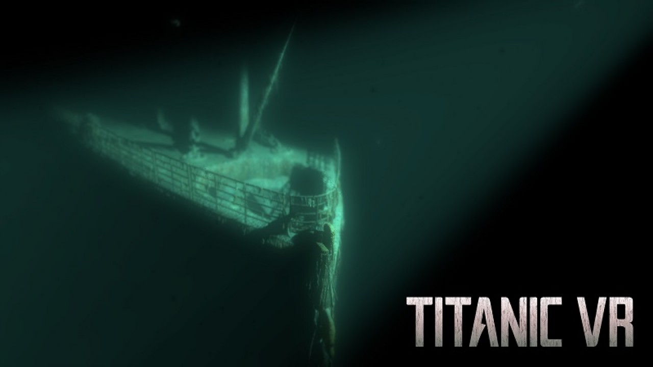 TITANIC VR EXPERIENCE, nuova attività di realtà virtuale