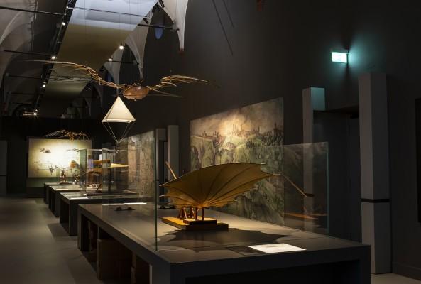Apertura straordinaria Nuove Gallerie Leonardo da Vinci