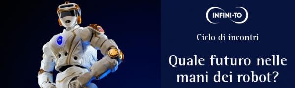 Quale futuro nelle mani dei robot?