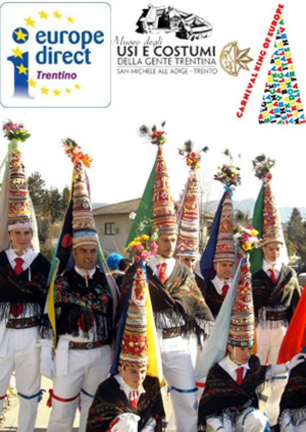 Vota Carnival King of Europe per la seconda fase di #176volteEuropa