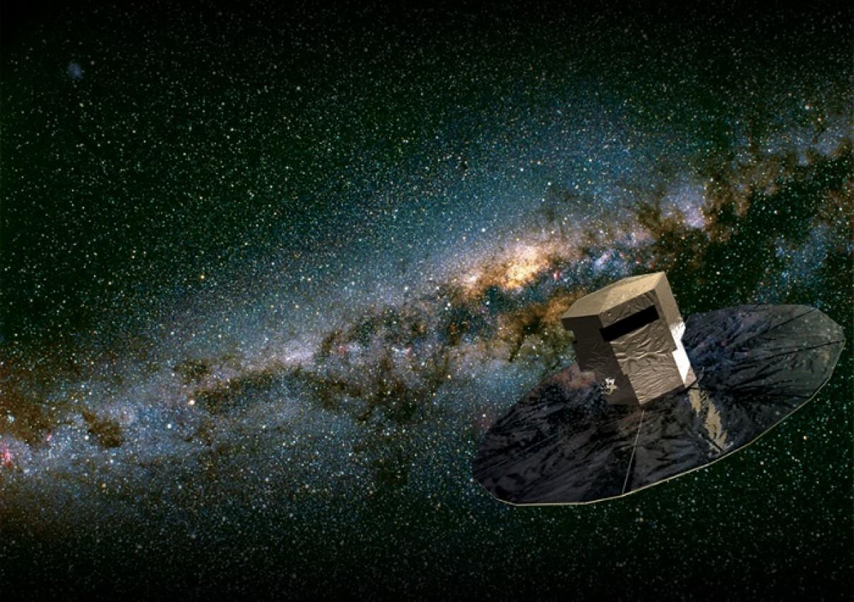Gaia: dal Sole ai confini della nostra galassia - AstroTalk in presenza