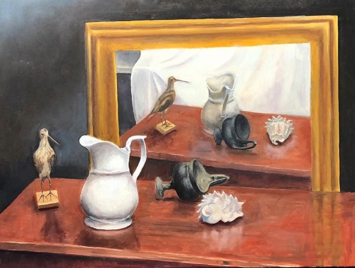 Tra nature morte e paesaggio - personale di Angiolo Benedetti all'Accademia dei Fisiocritici